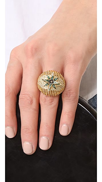 Noir Jewelry Pineapple Ring