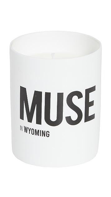 Nomad Noe MUSE in Wyoming - Rosa Woodsii & Sandalwood 220g