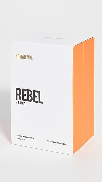 Nomad Noe REBEL in Bahia - Neroli & Incense 220g
