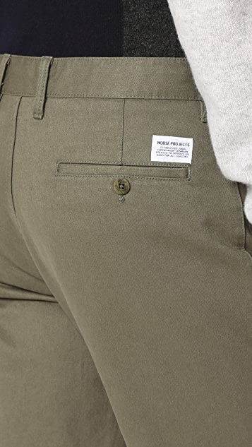 Norse Projects Aros Heavy Chinos