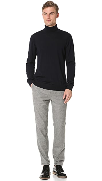 Norse Projects Marius Fine Merino Turtleneck