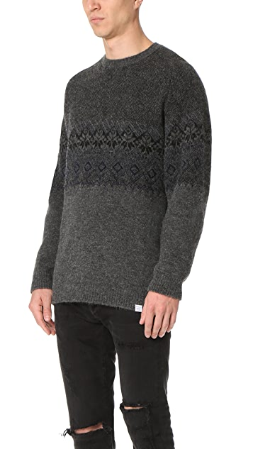 Norse Projects Birnir Fair Isle Sweater