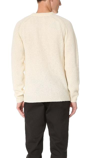 Norse Projects Birnir Shetland Sweater