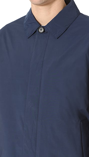 Norse Projects Thor Crisp Cotton Coat