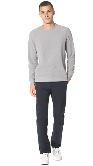Norse Projects Vagn Melange Fleece Sweatshirt