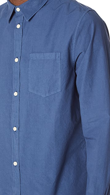 Norse Projects Osvald Classic Shirt