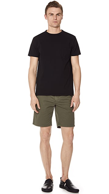 Norse Projects Aros LT Twill Shorts