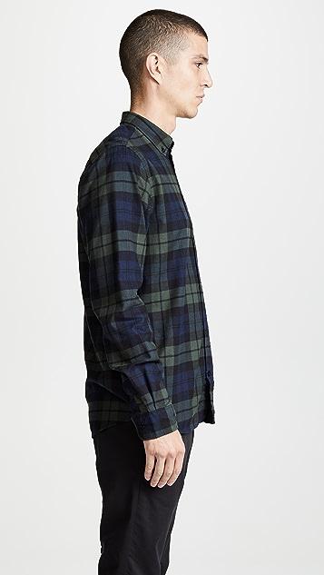 0c31ec9559 Norse Projects Anton Flannel Check Shirt | EAST DANE