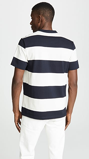 Norse Projects Johannes Border Stripe Tee