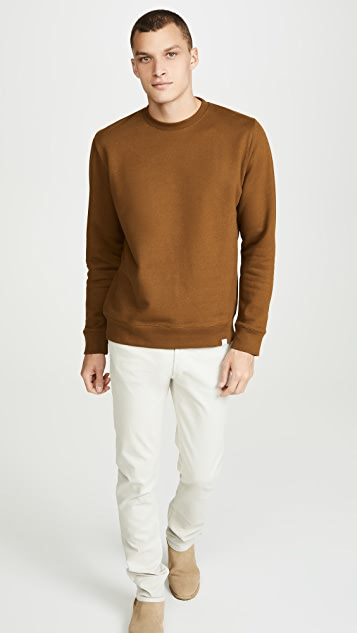 Norse Projects Vagn Classic Long Sleeve Crew Neck Sweatshirt