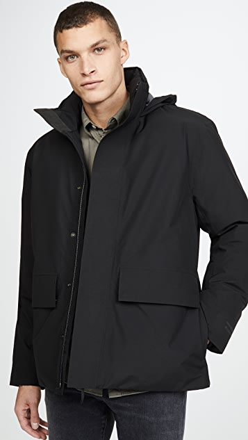 Norse Projects Ystad Down Gore Tex Jacket