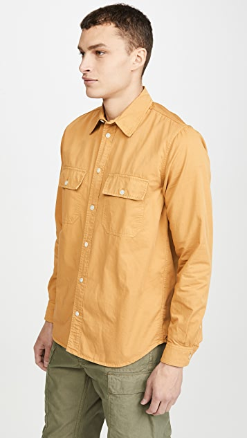 Norse Projects Villads Light Twill