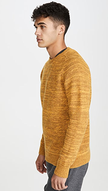Norse Projects Viggo Crew Neck Neps Sweater