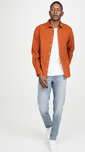 Norse Projects Osvald Corduroy Shirt