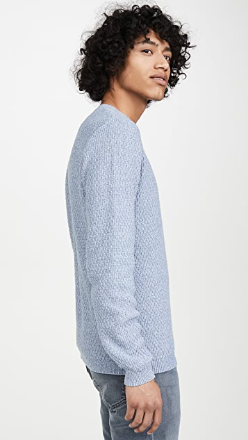 Norse Projects Sigfred Cotton Stitch Lightweight Sweater