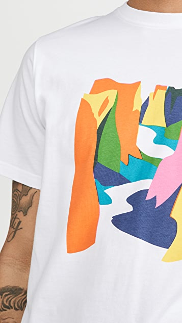 Norse Projects Niels X Jeremie Fischer Valley T-Shirt