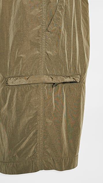 Norse Projects Luther Garment Dye Nylon Climb Shorts