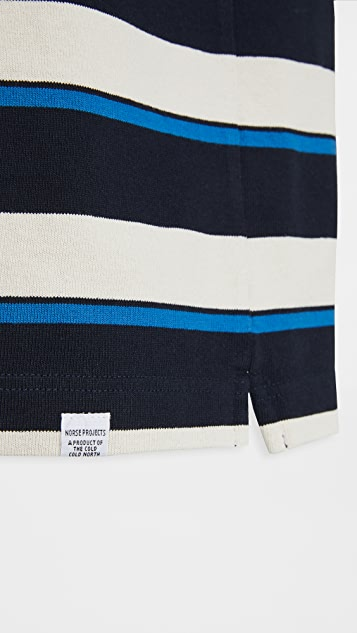 Norse Projects Ruben Compact Rugby Shirt