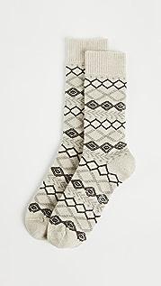 Norse Projects Bjarki Fairisle Socks