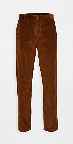 Norse Projects - Albin 8 Wale Corduroy Trousers
