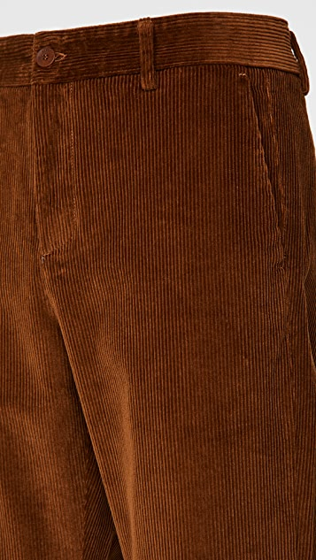 Norse Projects Albin 8 Wale Corduroy Trousers