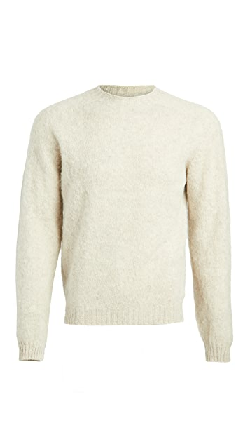 Norse Projects Birnir Brushed Lambswool Sweater