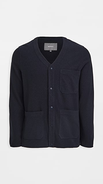 Norse Projects Vidar Fleece Jacket