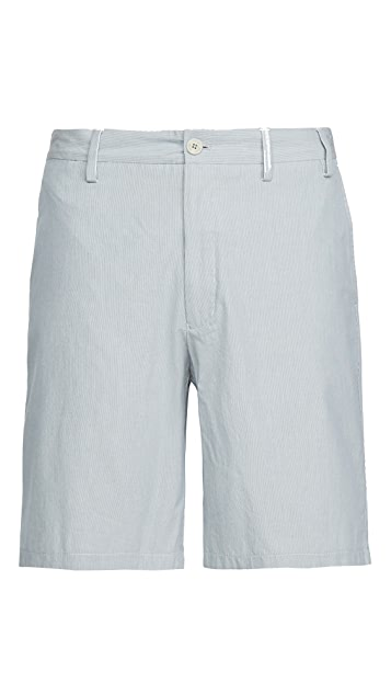 Norse Projects Aros Micro Texture Shorts