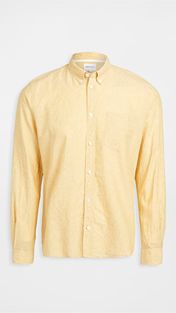 Norse Projects Osvald Button Down Shirt