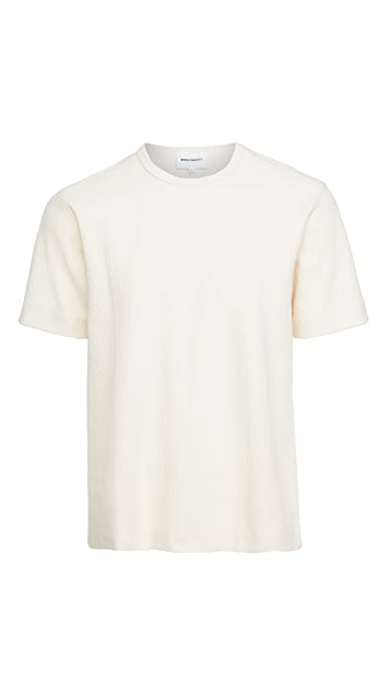Norse Projects Johannes Compact Waffle Tee