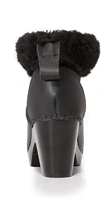 8c08fc8f54a Shearling Booties
