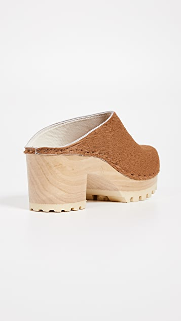No.6 New School Tread Clog