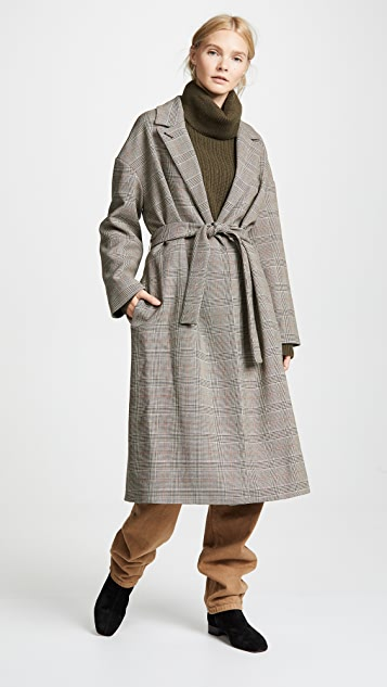 No.6 Ingrid Wrap Coat
