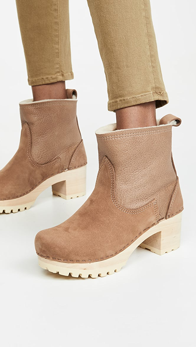 No.6 Pull On Shearling Boots | SHOPBOP