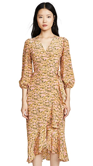 No.6 Noma Wrap Dress