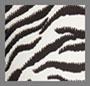 черный/белая зебра