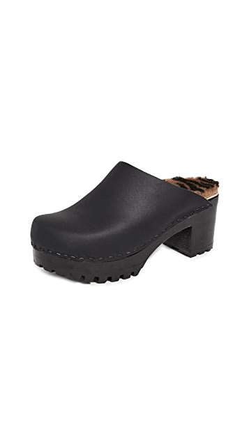 No.6 Liza Mid Tread 木底鞋