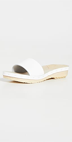 No.6 - Outline Sandals on Flat Base