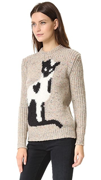 No. 21 Cat Sweater