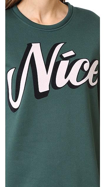 No. 21 Sweatshirt