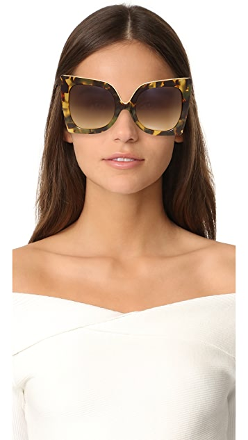 No. 21 Butterfly Sunglasses