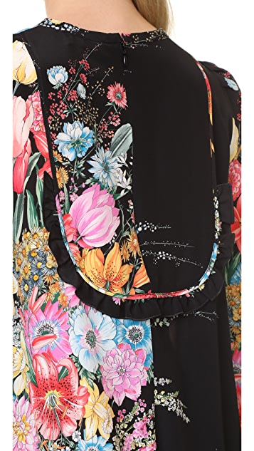 No. 21 Long Sleeve Dress