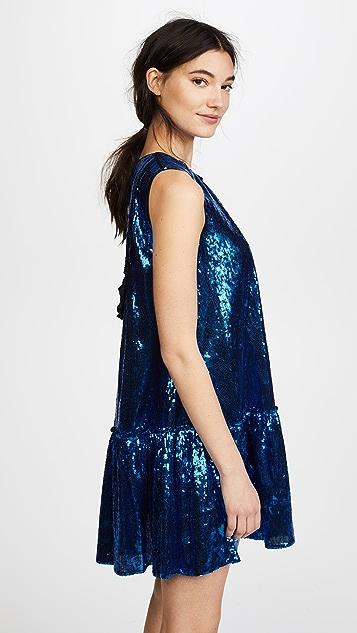 No. 21 Sleeveless Mini Dress