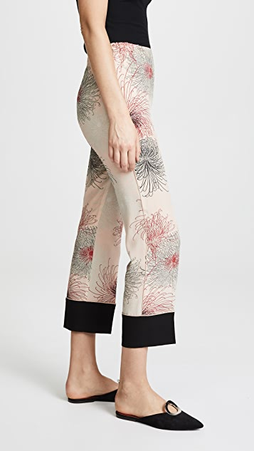 No. 21 Patterned Trousers