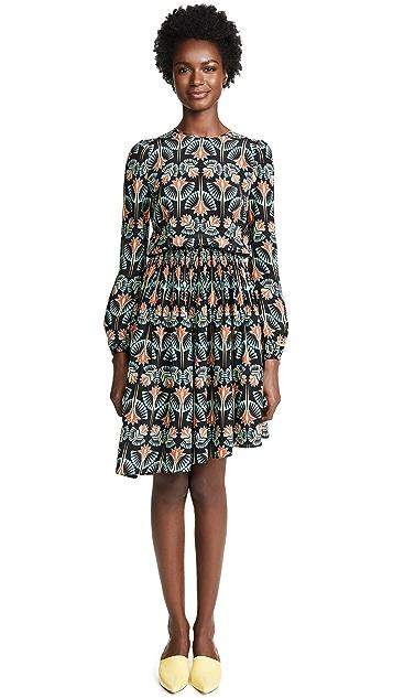 No. 21 Asymmetrical Hem Dress