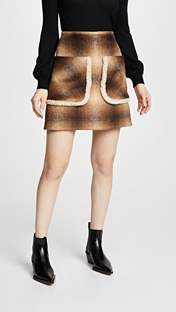 864d2fada0 No. 21 Plaid Mini Skirt | SHOPBOP