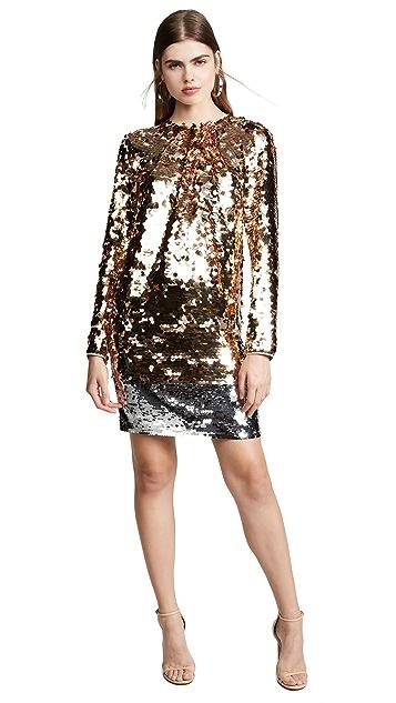 No. 21 Sequin Mini Dress
