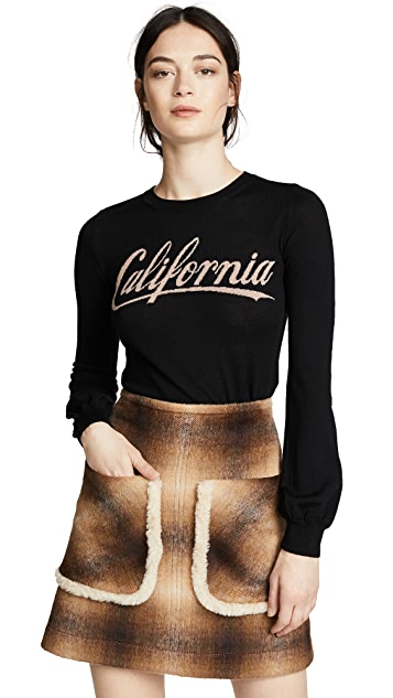 No. 21 California Sweater