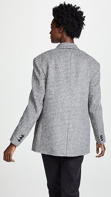 No. 21 Check Jacket