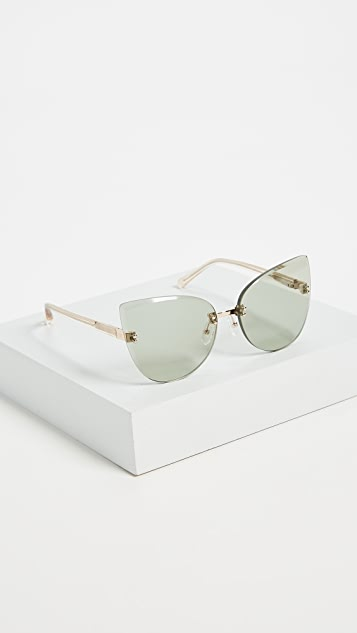 No. 21 Cateye Sunglasses